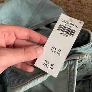 Abercrombie & Fitch Jeans - ❕NWT Abercrombie & Fitch Overalls | M.